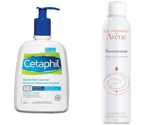 cách chăm sóc da sau khi đốt tàn nhang