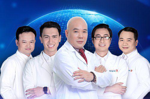 Đội ngũ bác sĩ Bệnh viện thẩm mỹ Kangnam