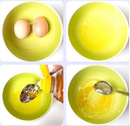 trị tàn nhang bằng mật ong và trứng gà