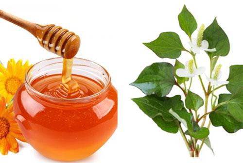 mặt nạ rau diếp cá mật ong