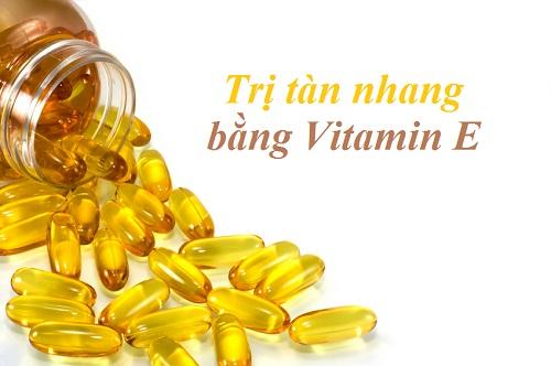 mặt nạ vitamin e