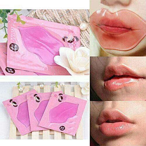 cách dùng mặt nạ ngủ môi