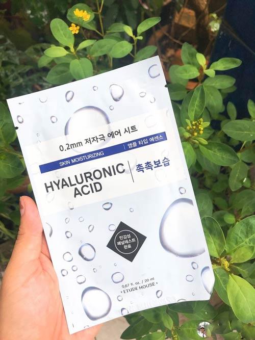 mặt nạ etude house hyaluronic acid