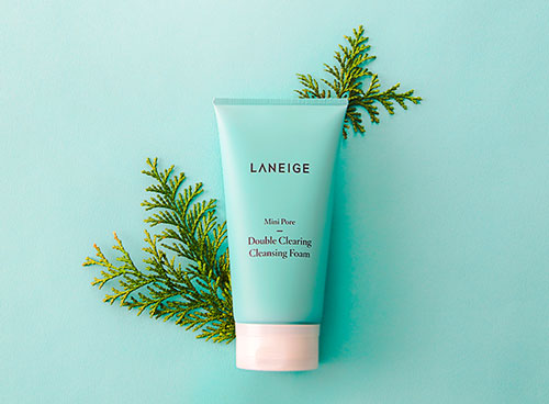 sữa rửa mặt Laneige Mini Pore Double Cleansing Foam