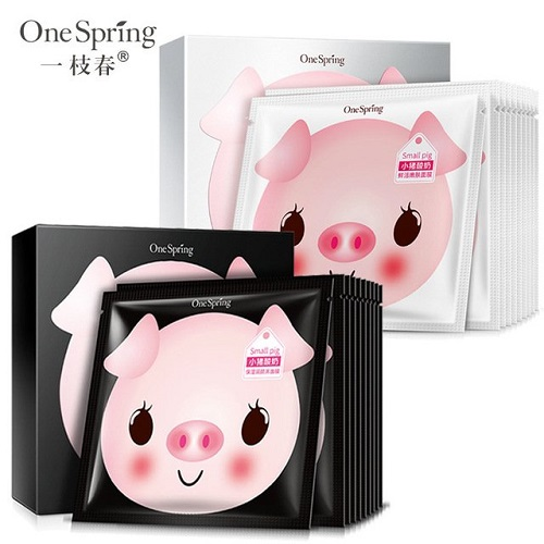 mặt nạ one spring pig