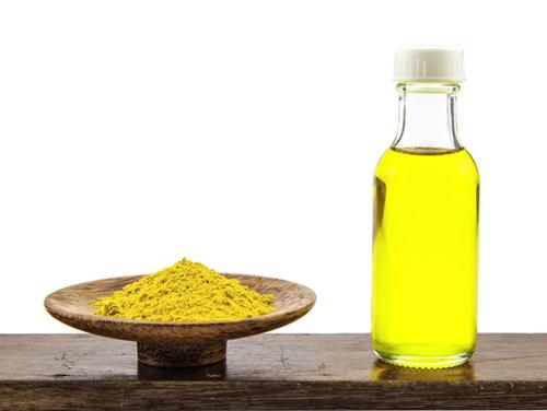 mặt nạ nghệ dầu oliu